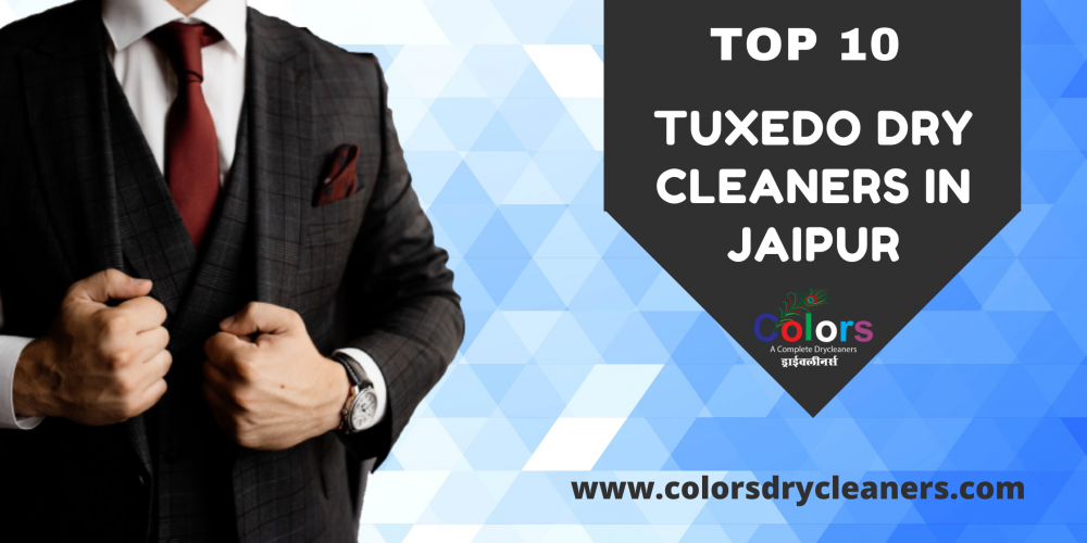 Top 10 Tuxedo Dry Cleaners In Jaipur